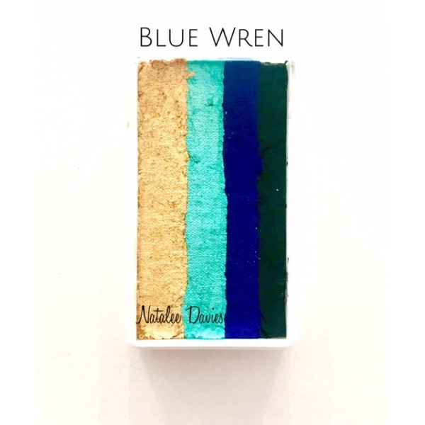 Nats Gold Edition Blue Wren One Stroke