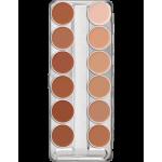 Kryolan Supracolor Palette 1w-12w