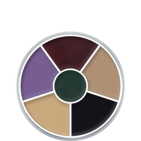 Kryolan Black Eye Wheel
