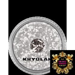 Kryolan Glitter Silver