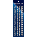 Kryolan Body Jewels Silver
