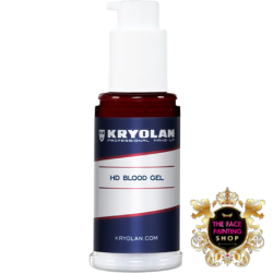 Kryolan HD Blood Gel 50ML