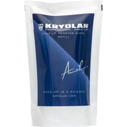 Kryolan Make-up Remover Wipes - Refill