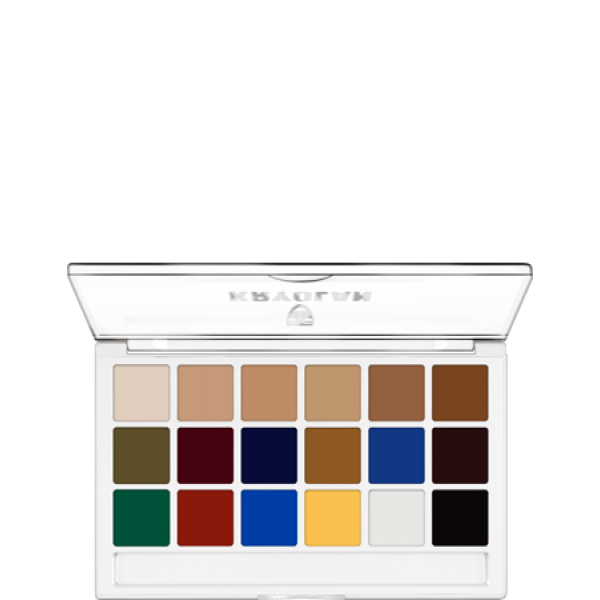 Kryolan Body Illustration Pallette Extra
