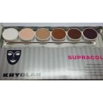Kryolan Supracolor Palette Ageing