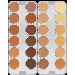 Dermacolor Camouflage Creme Palette 24 Colors K