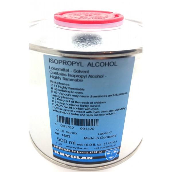 Kryolan Isopropyl Alcohol IPA 500ml
