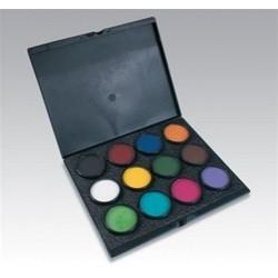 Paradise Makeup AQ Pro Palette A  12 Colours
