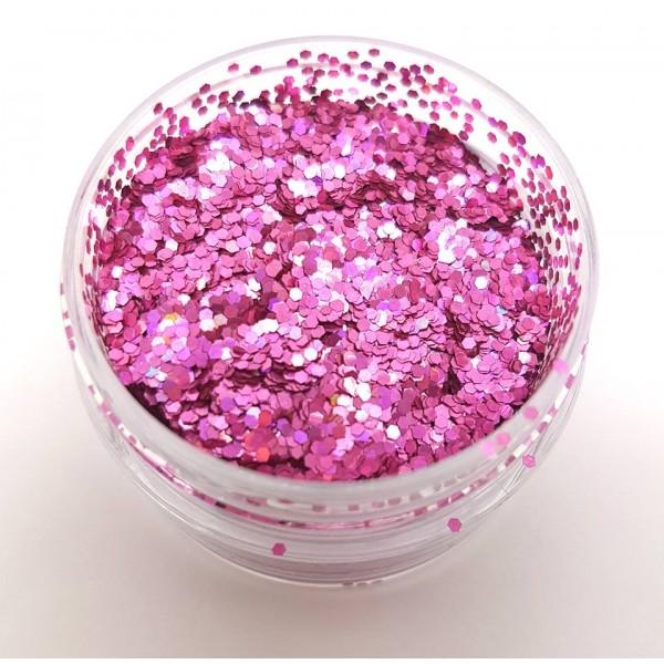Chunky Glitter Magenta