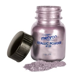 Mehron Metallic Powder Lavender