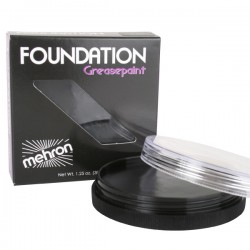 Mehron Foundation Grease Paint Black