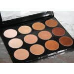 Mehron Pro HD Foundation Contour and Highlight Palette