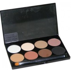 Mehron E.Y.E Powder 8-colour Palette
