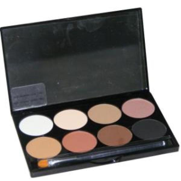 Mehron E.Y.E Powder 8-colour Palette