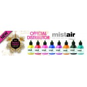 Mistair Airbrush Body Paint