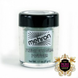 Mehron Precious Gem Powder Aquamarine AQ