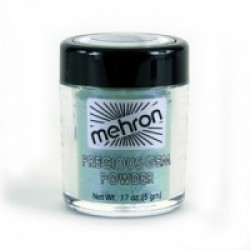 Mehron Precious Gem Powder Emerald ER