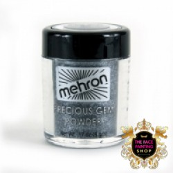 Mehron Precious Gem Powder Black Onyx BO