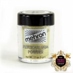 Mehron Precious Gem Powder Peridot PD