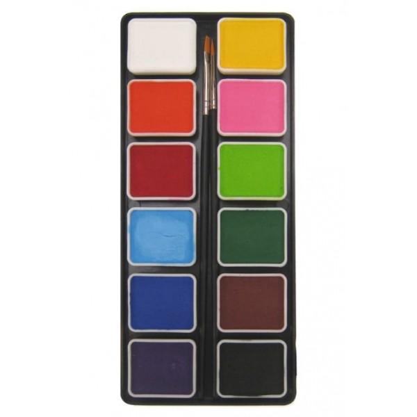 PXP Professional Colours Palette 12 Colour
