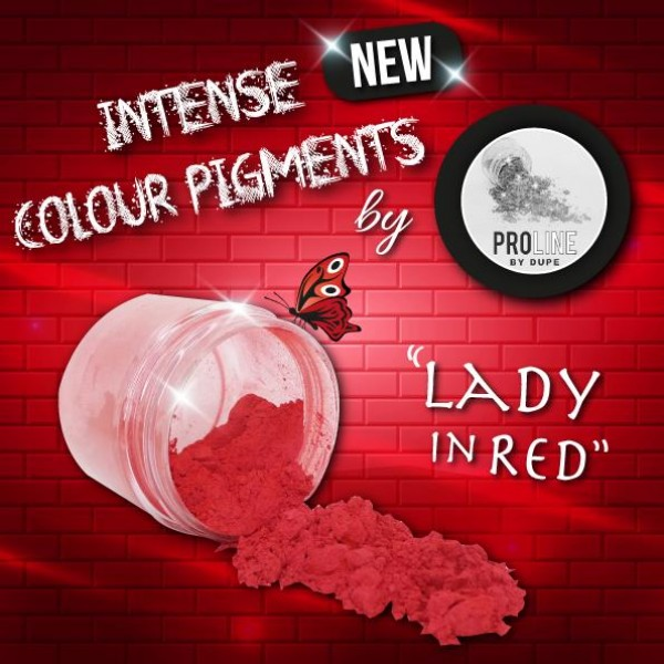 Proline By Dupe Pigment Lady In Red