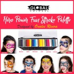 Global Body Art Hero Power by Onalee Rivera