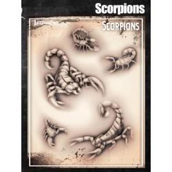 Airbrush Tattoo Pro Scorpions