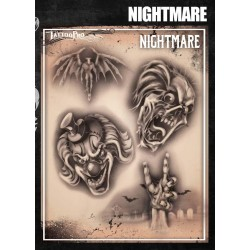 Airbrush Tattoo Pro Nightmare