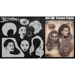 Airbrush  Tattoo Pro BIG Femme Fatale