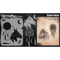 Airbrush Tattoo Pro  Dream Horse