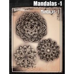 Airbrush Tattoo Pro Mandala 1