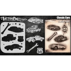 Airbrush Tattoo Pro Classic Cars