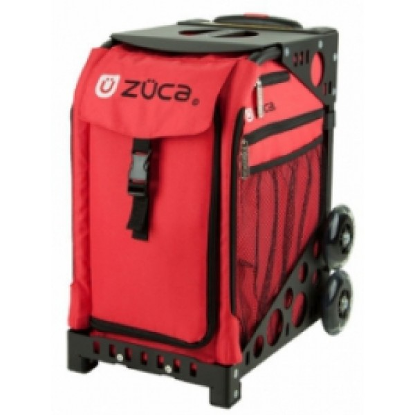Zuca Bag Chilli Red
