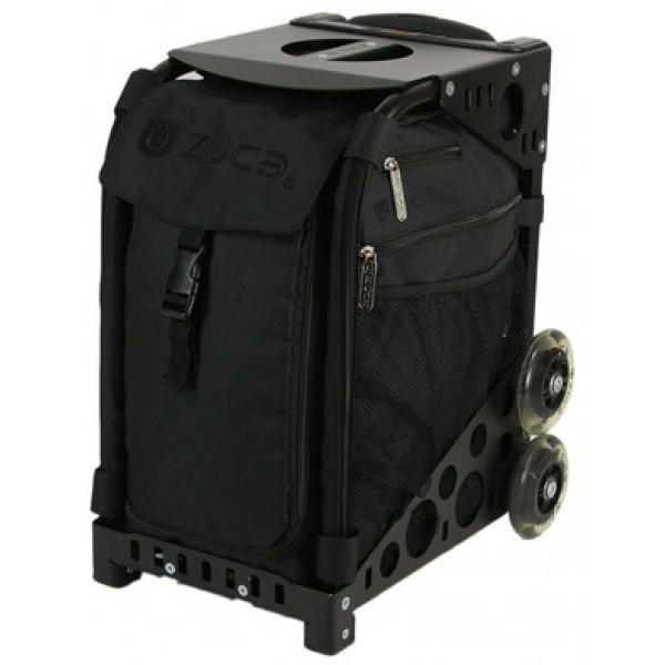 Zuca Bag Black Stealth