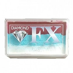 Diamond FX One Stroke Cake  RS30 63 Candy Swirl