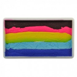 Diamond FX One Stroke Cake RS30 59 Bright Rainbow