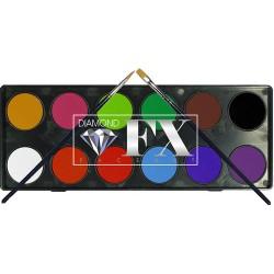 Diamond FX 12 x 10g Palette Reg