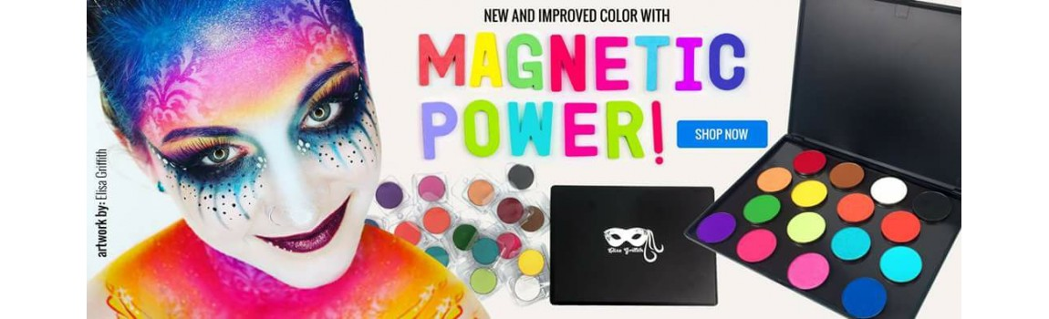 Color Me Pro palette by Elisa Griffith