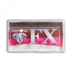 Diamond FX One Stroke Cake  RS30 55 Evil Rose