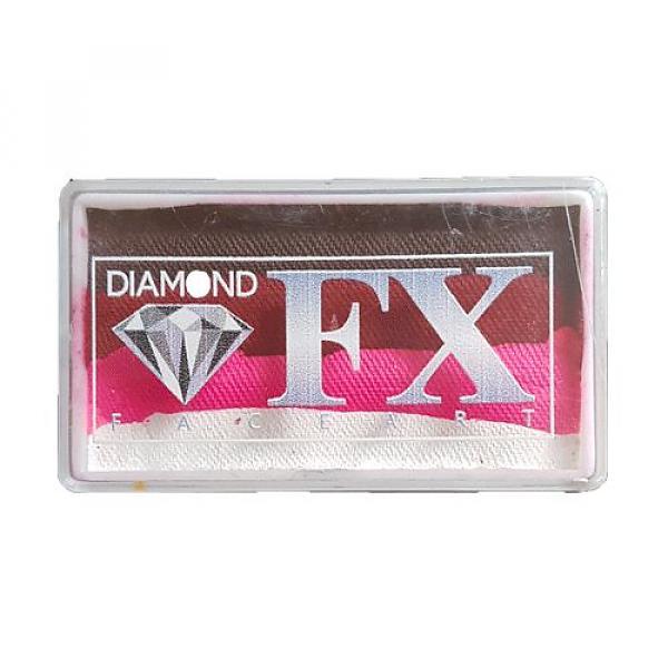 Diamond FX One Stroke Cake  RS30 55 Evil Rose