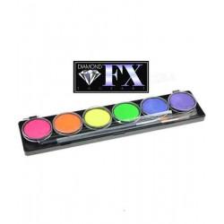 Diamond FX Neon Palette