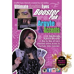 Graffiti Eyes Booster Pack Argyle and Accents