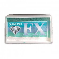 Diamond FX One Stroke Cake  RS30 58 Green Fairy