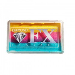 Diamond FX One Stroke Cake  RS30 73 Hawaiian Cocktail
