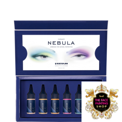Kryolan Nebula Chromatic Set