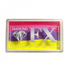 Diamond FX One Stroke Cake  RS30 66 Neon Disco