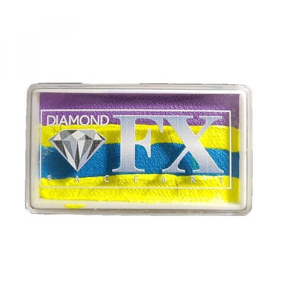 Diamond FX One Stroke Cake  RS30 65 Neon Mint