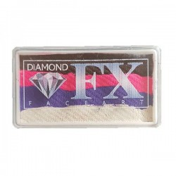 Diamond FX One Stroke Cake  RS30 72 Neon Rose