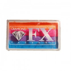 Diamond FX One Stroke Cake  RS30 69 Neon Sun