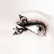Luxury Paper Eye lashes
